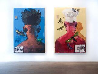 """Quo Vadis?"", installation view"