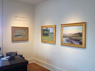 John Stanford, installation view