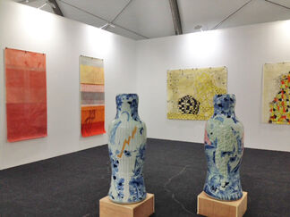 CYNTHIA-REEVES at Art Central 2016, installation view