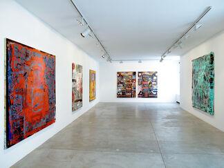 "Nicolas Pol ""After Modern Vermin Control"", installation view"