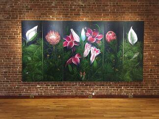 The Night Garden, installation view