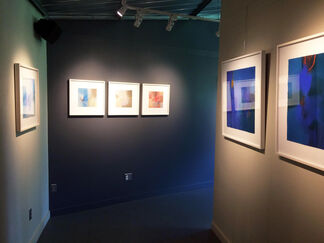 Val Rossman: Hues and Gestures, installation view