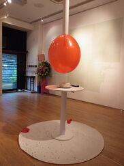 HK-FOREWORD Part 1 - Discordia, installation view