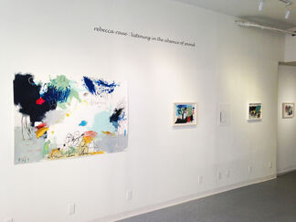 Rebecca Raue: Listening in the Absence of Sound, installation view