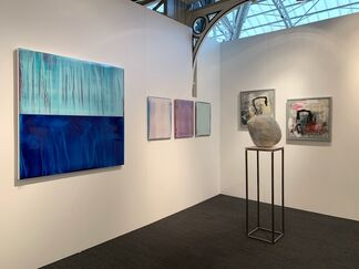 &Gallery at London Art Fair 2019, installation view