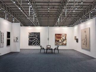 Aura Gallery at Art Beijing 2017, installation view
