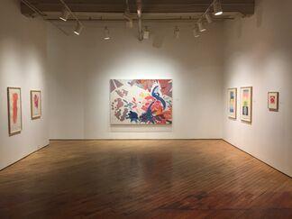 Naoko Matsubara - Selected works, installation view