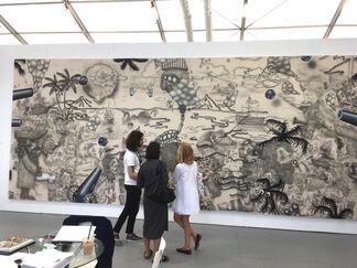 Luis De Jesus Los Angeles at UNTITLED, Miami Beach 2016, installation view