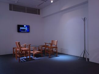 """""""KO-TONE"""" by dir_ (INVISIBLE DESIGNS LAB.), installation view"""