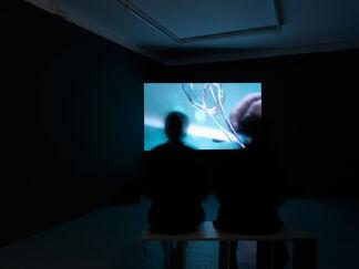 Ilona Sagar: Haptic Skins of a Glass Eye, installation view
