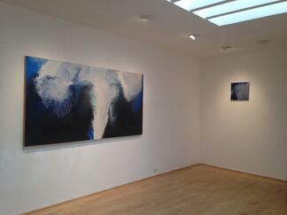 Looming Atmospheres   Suzan Woodruff in Collaboration with Nathan Currier, installation view