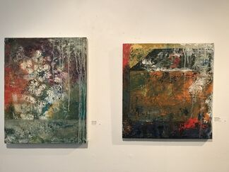 New Work by Michael Page, installation view