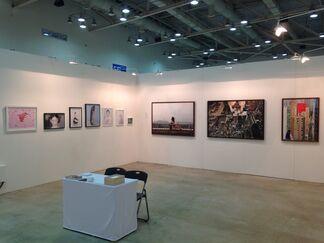 Christophe Guye Galerie at Artshow Busan 2014, installation view