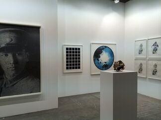 Human Reproduction at Art Stage Singapore 2015, installation view