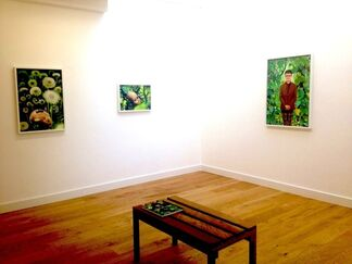 J'ACCUSE  solo show new work, installation view