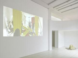 Naufus Ramírez-Figueroa | The Luminous Grid, installation view