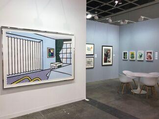 Alan Cristea Gallery at Art Basel in Hong Kong 2018, installation view