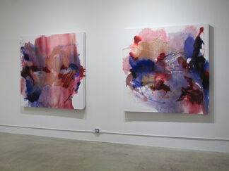 WANDERING Solo Exhibition by Yassine Mekhnache, installation view