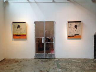 David Bray 'Wrong Turn', installation view
