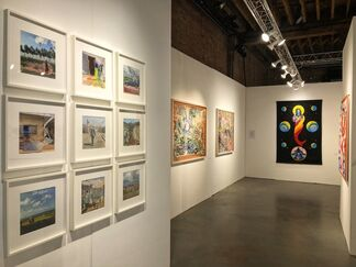 50 Golborne at 1-54 New York 2018, installation view