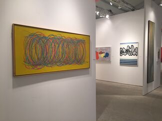 Berry Campbell Gallery at Art Miami 2015, installation view