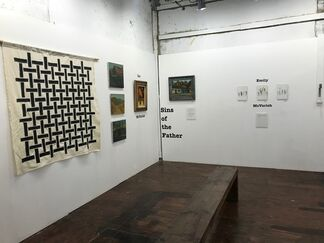 Sins of the Father, installation view