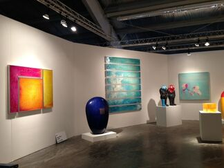 Duane Reed Gallery at Art Aspen 2014, installation view