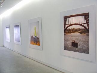 Fugas / José Luis Santalla, installation view