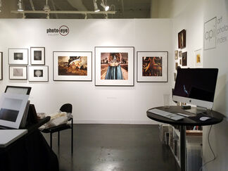 photo-eye Gallery at photo l.a. 2015, installation view