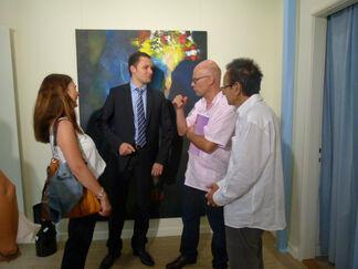 Ernesto García Peña - ISLAND LYRICS -, installation view