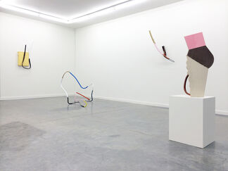 Kirk Stoller: Go Ahead and Pass Go, installation view