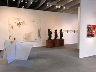 Lorenzelli arte at The Armory Show 2017, installation view