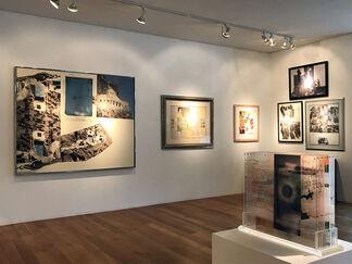 Robert Rauschenberg: Anaglyphic Anecdotes, installation view