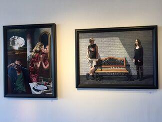 Surrealism, installation view