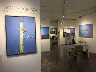 Juan Escauriaza: An Uncommon Portrait of San Francisco, installation view