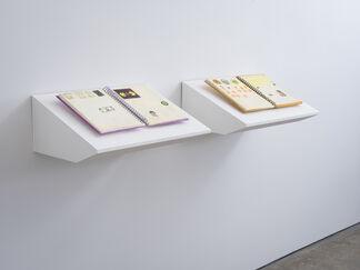 CHRIS THORSON: TABULA RASA, installation view
