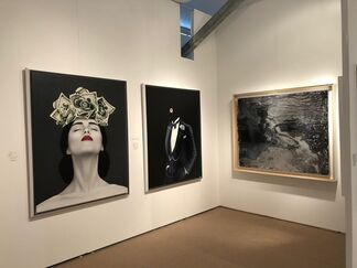 Connect Contemporary at Palm Beach Modern + Contemporary 2018, installation view