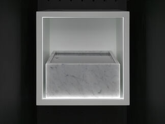 Dean Levin: The Box, installation view
