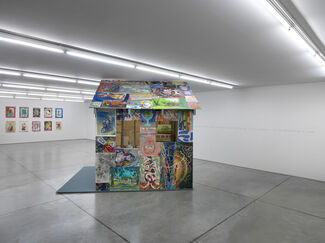 Andy Cross   House Painter, installation view