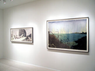 Saul Becker - Works on Paper, installation view