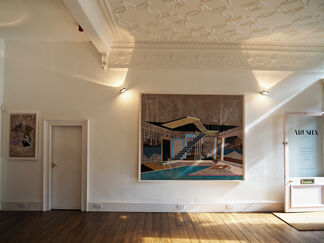 Charlotte Keates, installation view