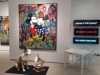 Contessa Gallery at Art Wynwood 2015, installation view