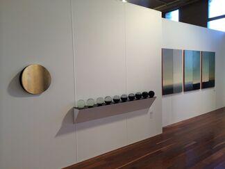 Dominik Mersch Gallery at Melbourne Art Fair, installation view
