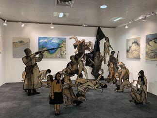 Katrine Levin Galleries at London Art Fair 2019, installation view