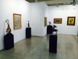Opera Gallery at KIAF 2015, installation view