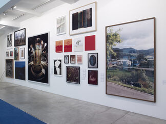 Lens Drawings, curated by Jens Hoffmann, installation view