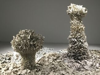 Rare Earth: A Survey of Contemporary Ceramics, installation view