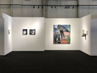 The Rooster Gallery at Tbilisi Art Fair 2018, installation view