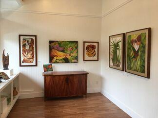 Tiffany's Art Agency Presents Patrice Federspiel, installation view