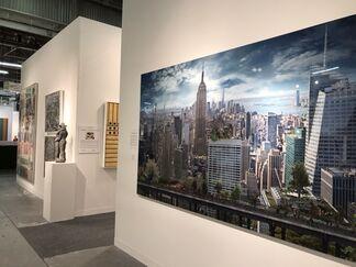 Waterhouse & Dodd at Art New York 2017, installation view